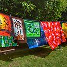 Batik, St. Kitts by Robert Baker
