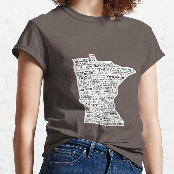 MN Parks 3 Classic T-Shirt