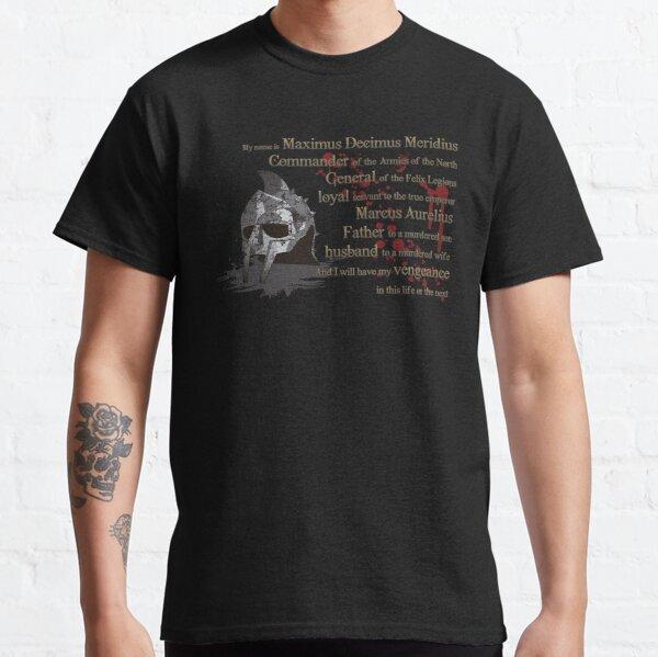 Me llamo Máximo Camiseta clásica