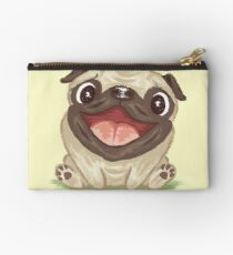 Happy Pug Studio Pouch