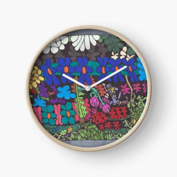 Floramundi Clock