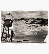 Dovercourt Lighthouses II Poster