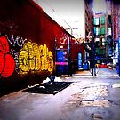 Graffiti Alley by ShellyKay
