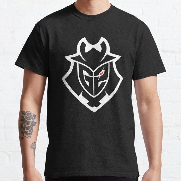 Logo del equipo g2 Camiseta clásica