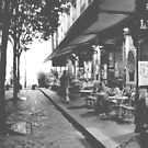 Dinner in Montmartre by CityMystic