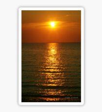 Sunset Sparkles Sticker