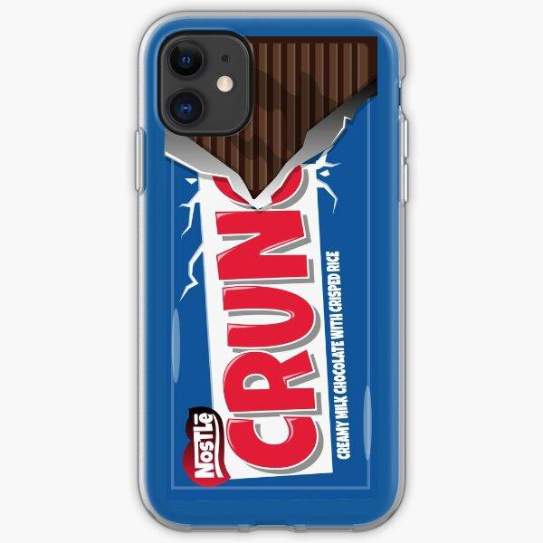 CRUNCH BAR iPhone Soft Case