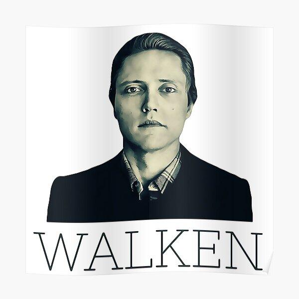 Actor Series: Christopher Walken Poster