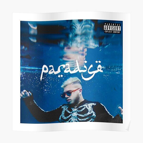 Hamza Paradise Poster