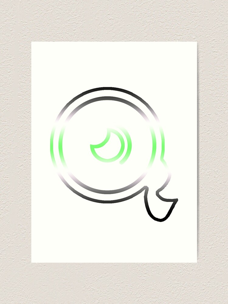 Jse Pma Community Discord Septic Lights Logo Agender White Bg