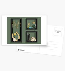 March Collection Postcards