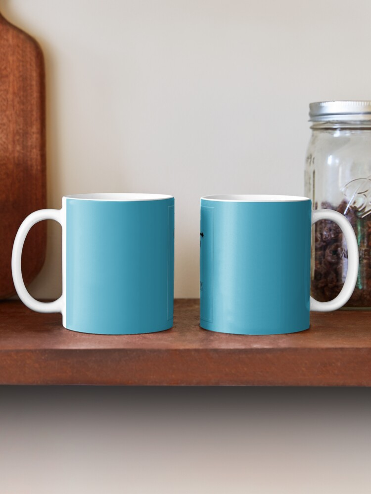 Alternate view of USB 3.11 for WorkGroups Mug