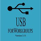 USB 3.11 for WorkGroups by Ange Albertini