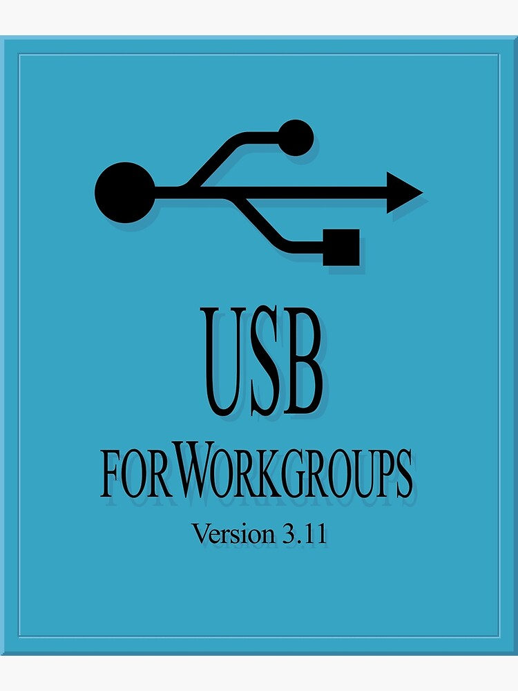 USB 3.11 for WorkGroups by Ange4771