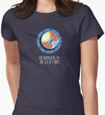 ICARUS II Womens Fitted T-Shirt
