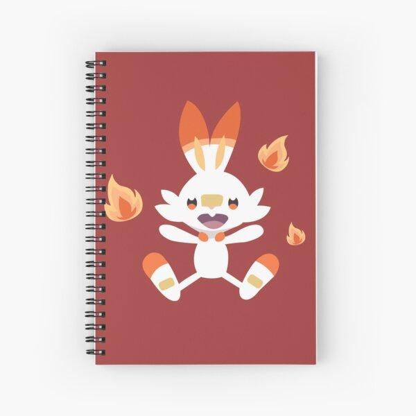 Scorbunny Spiral Notebook