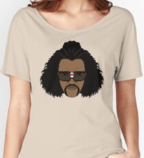 Sho Nuff the shogun of Harlem! Women's Relaxed Fit T-Shirt