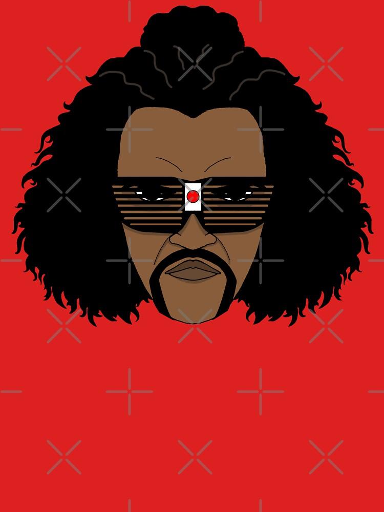 Sho Nuff the shogun of Harlem! | Unisex T-Shirt