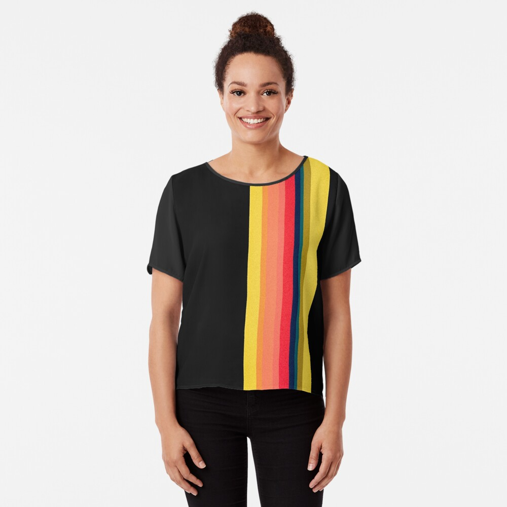 The 13th Doctor Who Chiffon Top