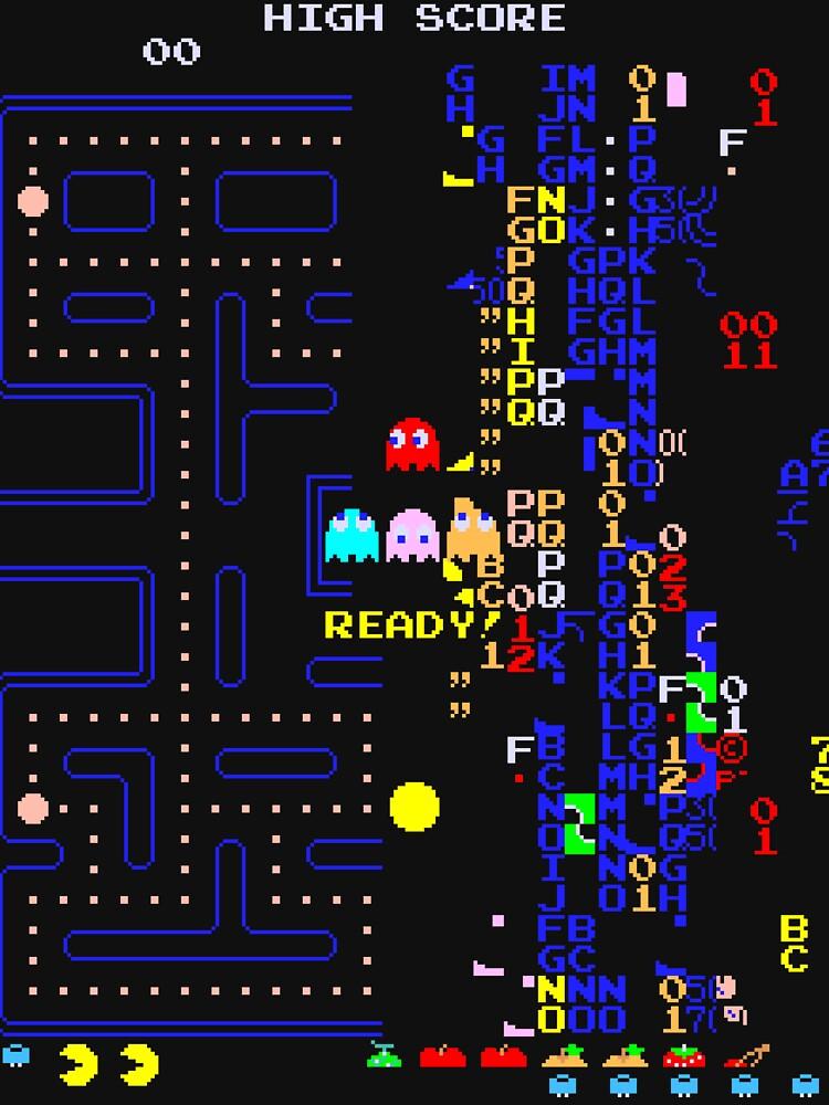 Retro Arcade Split Screen by wirelessjava
