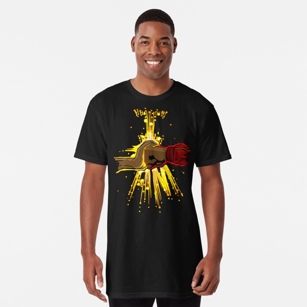 I AM - MASTER GLOW Long T-Shirt