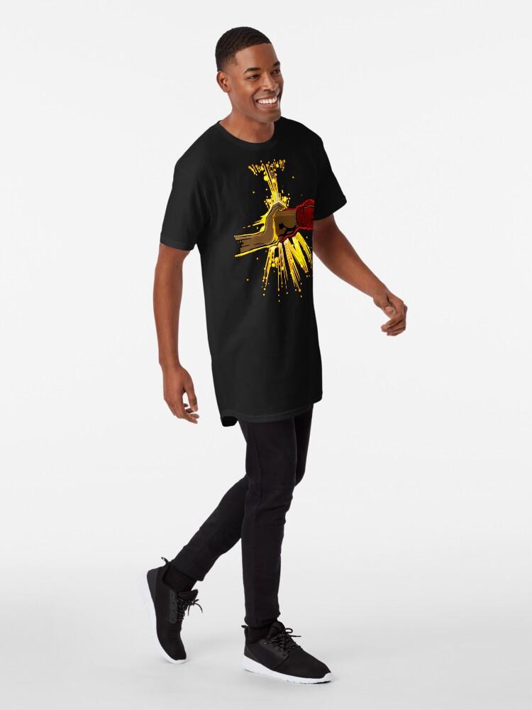 Alternate view of I AM - MASTER GLOW Long T-Shirt