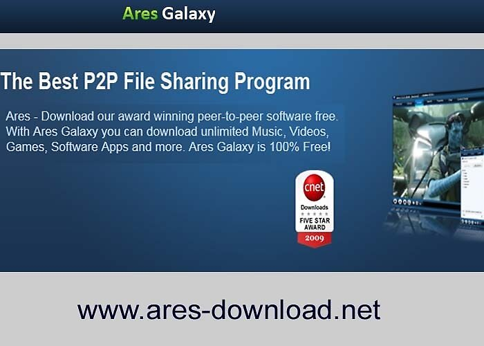 Ares Free Download - Ares Galaxy by envyclerke