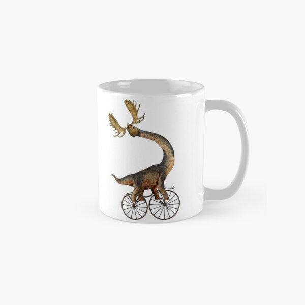 Brachiosaurus Brachiolope on Velocipede Classic Mug
