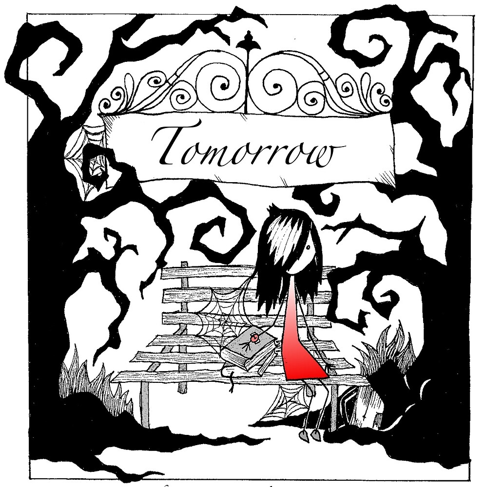Tomorrow by MissyCartoons