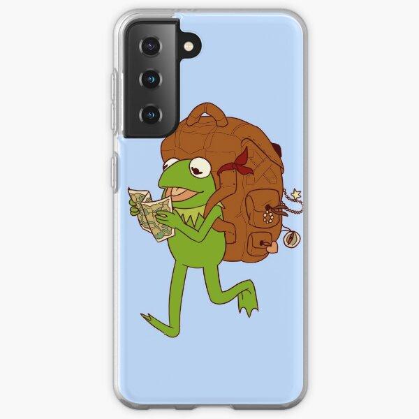 Kermit's movin' right along Samsung Galaxy Soft Case