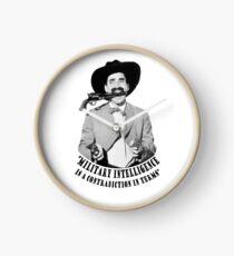Reloj Groucho Marx Military Intelligence