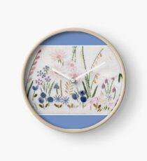 Grandma's Fancywork Clock