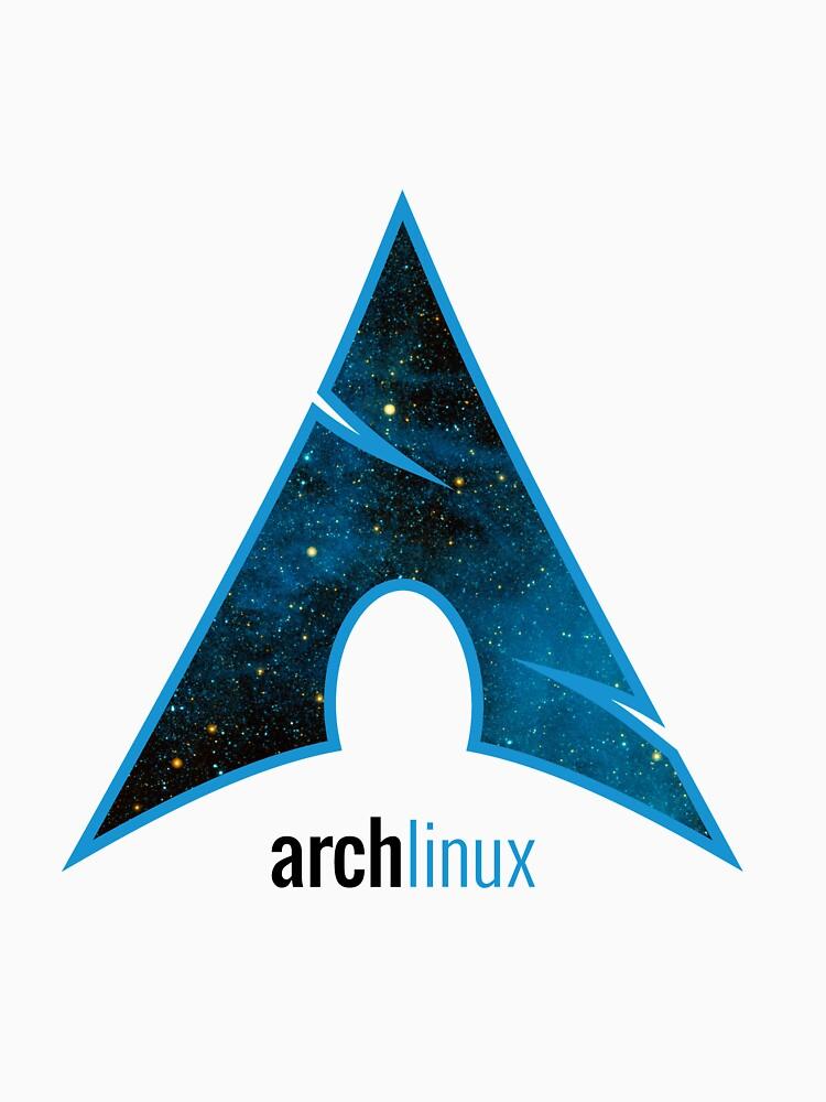 Arch Linux by thatJavaNerd