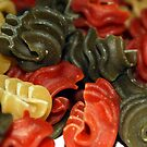 Colored Pasta by MandaP