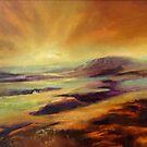 Moorland Dawn by C Elsip