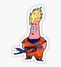 Patrick Ball Z Sticker