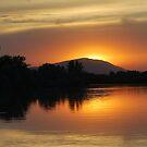 Summer Sunset by MandaP