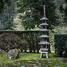 Japanese Gardens  #2 by Chappy