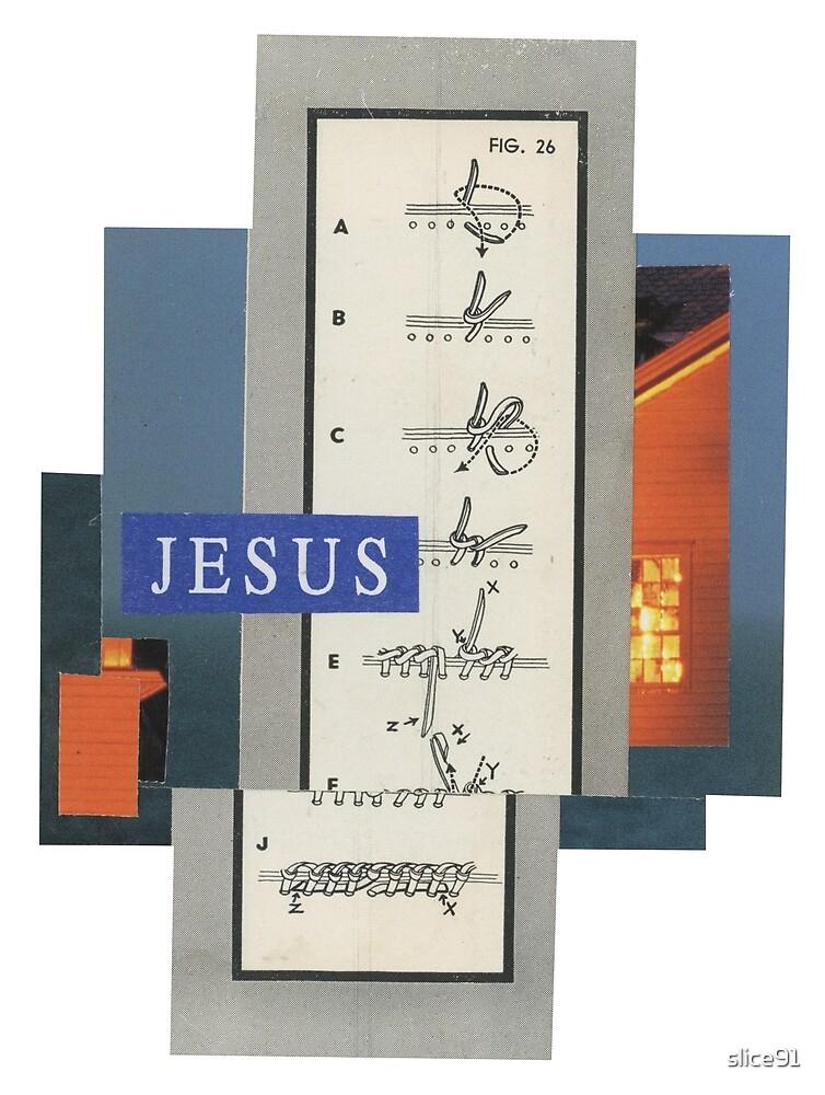 jesus by slice91