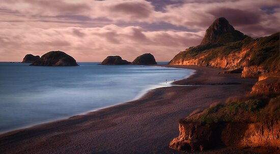 Watcher on the Shore by Dean Mullin
