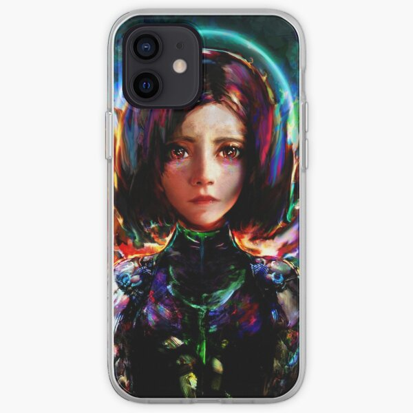 Battle Angel iPhone Soft Case