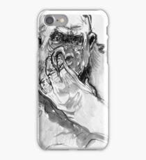 Gorilla Drawing 2 iPhone Case/Skin