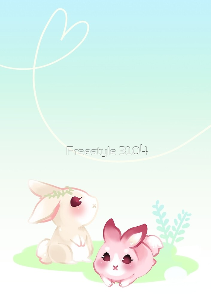Rabbit Farm 07 by Freestyle 3104