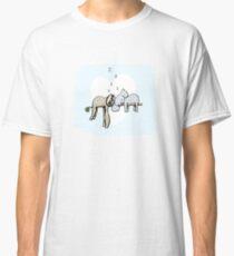 Koala and Sloth Sleeping Classic T-Shirt