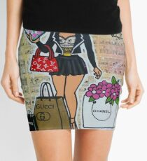 Betty Mini Skirt