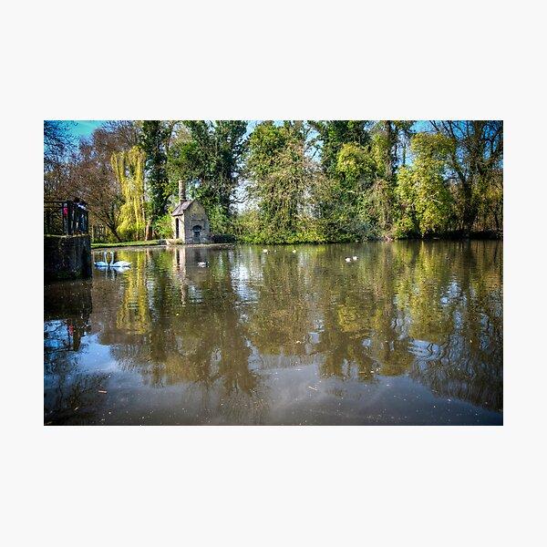 The Pond Photographic Print