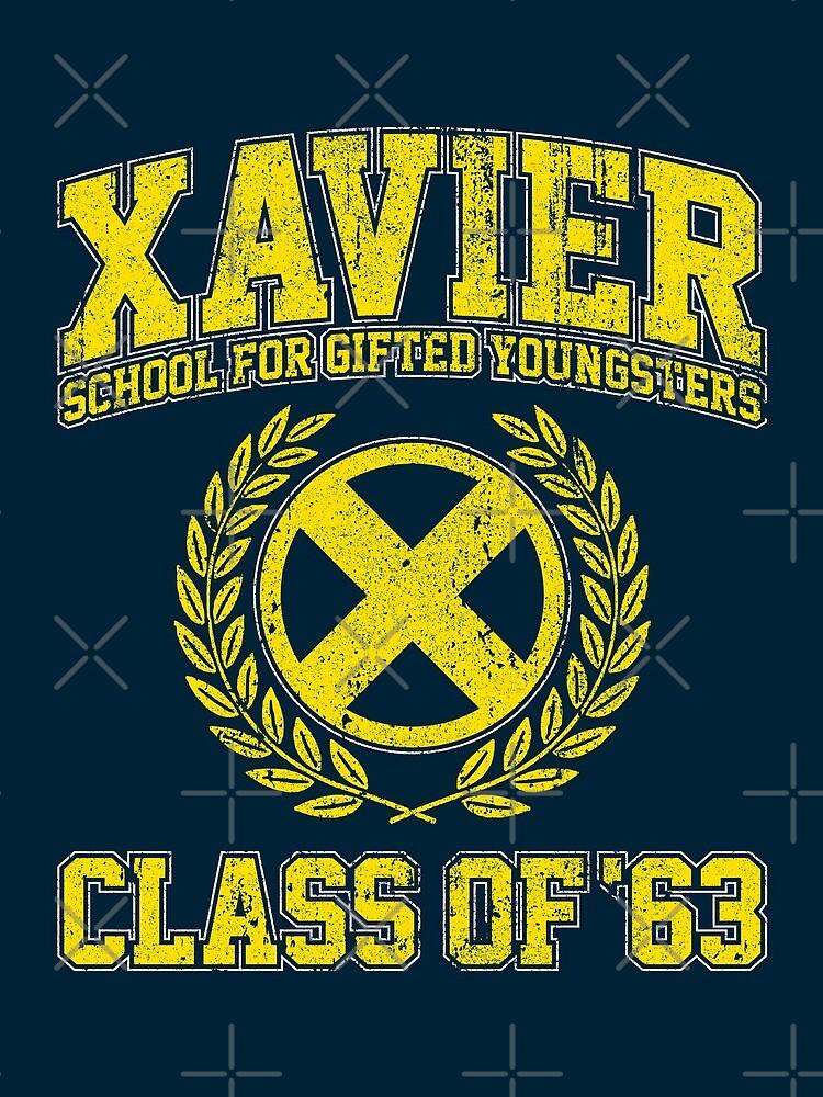 Xavier Class of 63 by huckblade