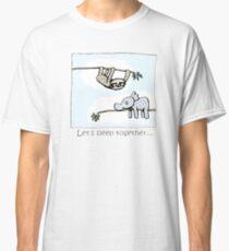 Koala and Sloth - Sleep Together Classic T-Shirt