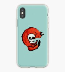 Fox & Scully iPhone Case