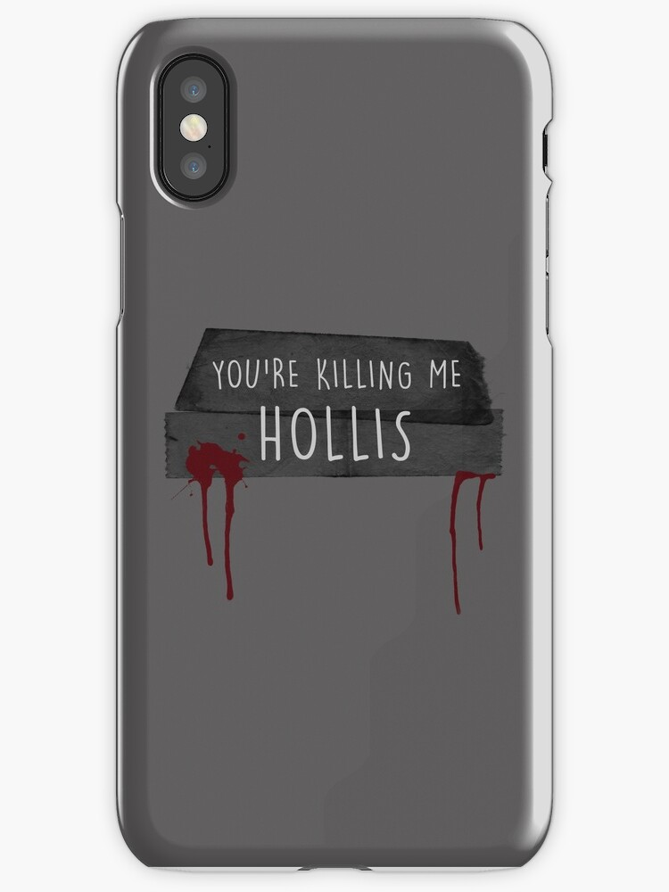 """You're Killing Me Hollis"" - Carmilla Karnstein by basketontheroll"